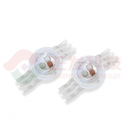 3W Multi-Color LED's